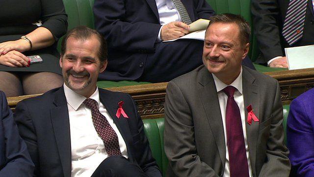 November MPs Jake Berry and Jason McCartney