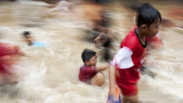 Risk from extreme weather set to rise