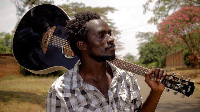 Singer songwriter Danny Kalima