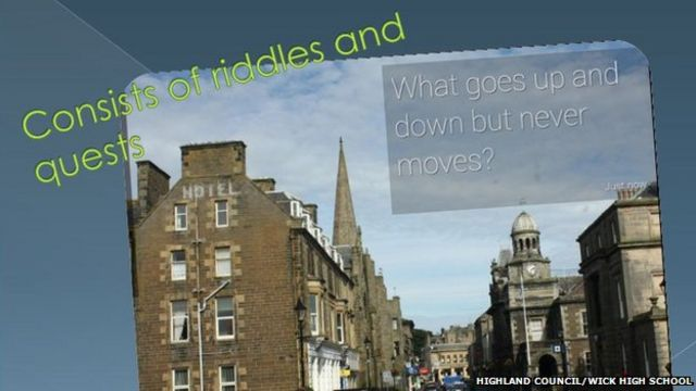 Wick's wearable technology contest 'a Scottish first'