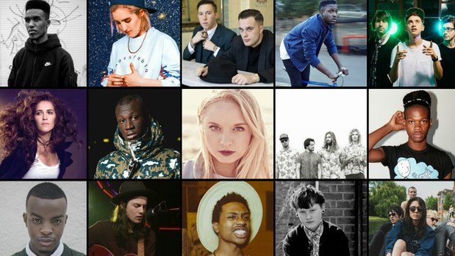 BBC Sound of 2015 longlist
