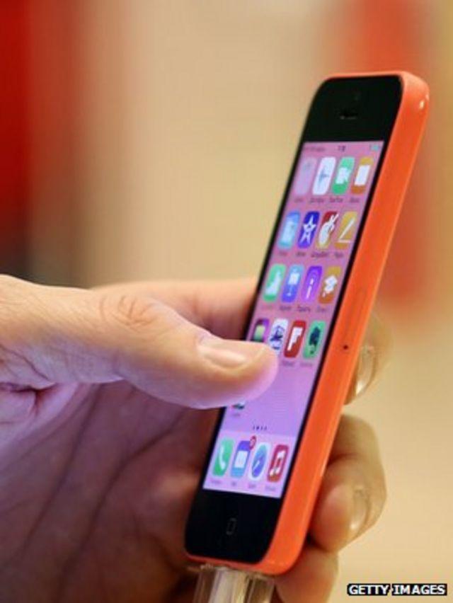 Emergency repairs for cracked phones