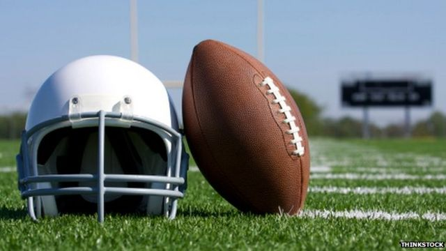 'Brain changes' seen in young American footballers