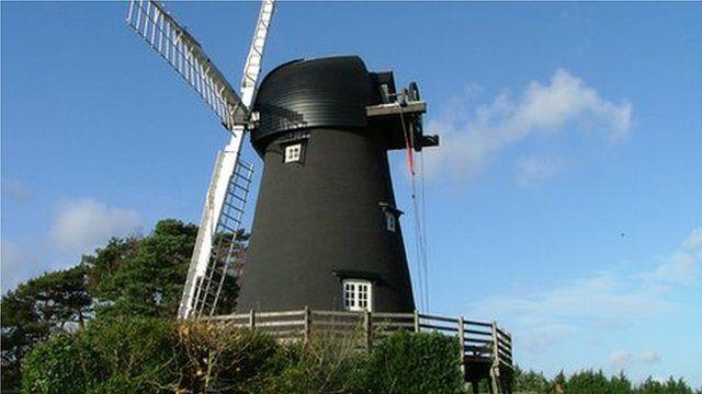 Bursledon Windmill reopens after £94,000 revamp