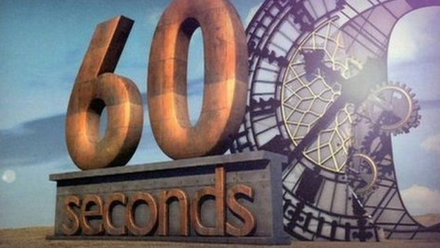 Sixty seconds politics review
