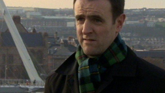 """Environment Minister Mark H Durkan said there were """"tough decisions to be made""""."""