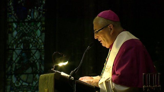 Philip Tartaglia, the Archbishop of Glasgow