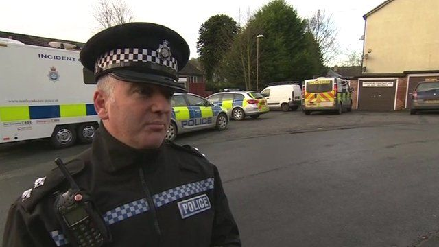 Inspector Mark Gee, North Yorkshire Police