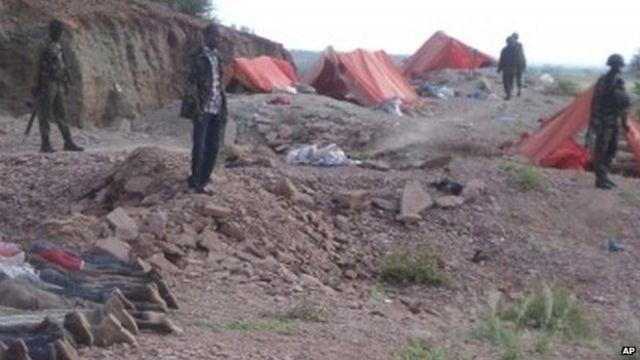 Al-Shabab massacres non-Muslims at Kenya quarry