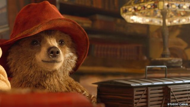 Paddington stays top at the UK box office