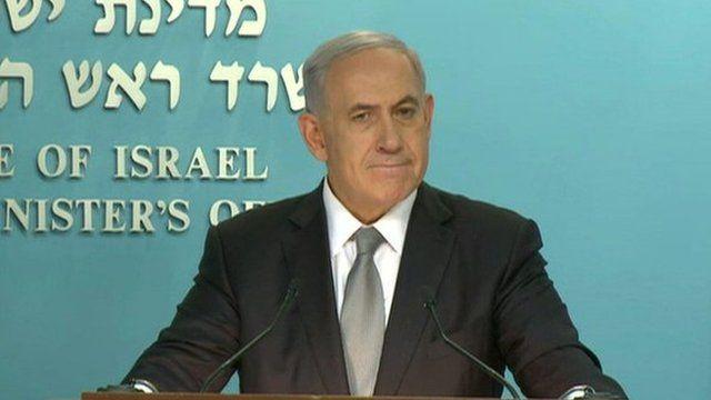Israel prime minister Benjamin Netanyahu announces dissolution of parliament