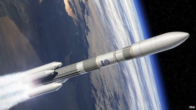 Europe to press ahead with Ariane 6 rocket