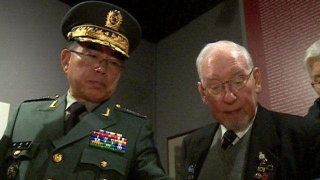 South Korean army Chief of Staff, General Kim Yo-hwan