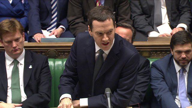 George Osborne MP
