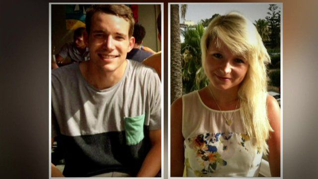 The bodies of Hannah Witheridge and David Miller were found on a Thai beach in September