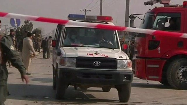 There are fears over Afghanistan's future security as the Taliban intensifies attacks in the country