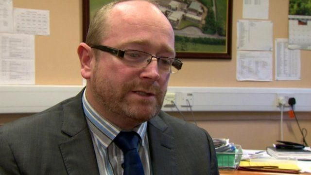 Peter Friel, principal of Edmund Rice College, said the cuts would impact on GCSE and A level classes