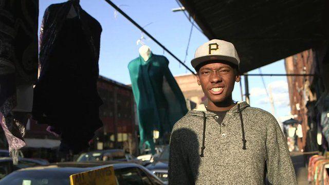 Pittsburgh resident