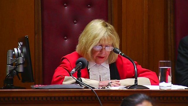 Judge Jeanette Traverso