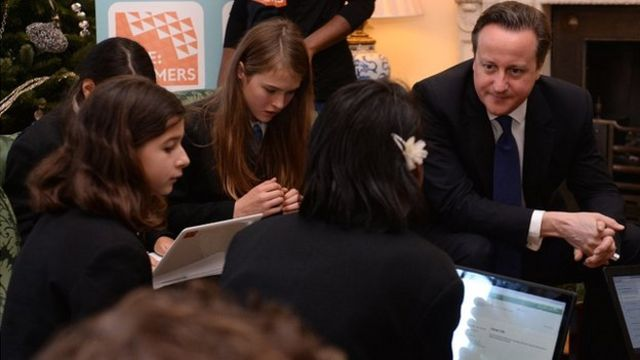 Maths and science teaching a priority, says Cameron