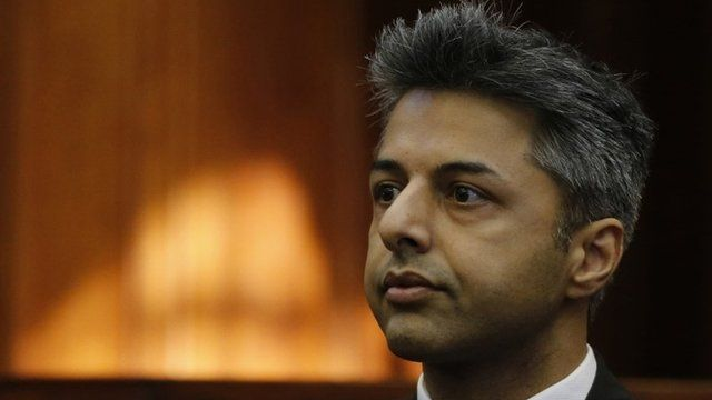 Shrien Dewani in SA court