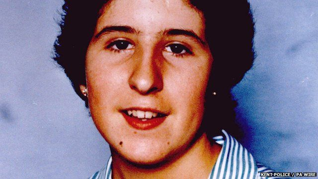 Archive picture of Claire Tiltman - a former milkman Colin Ash Smith has been found guilty of her murder in 1993