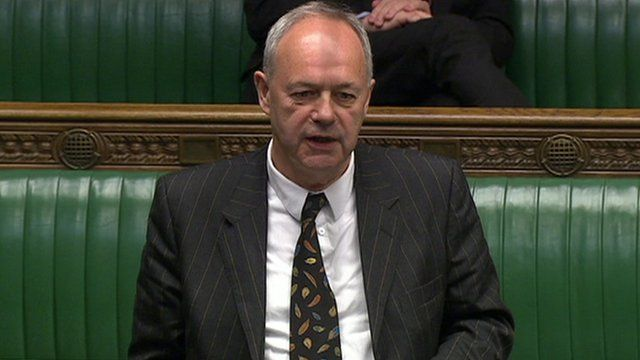 Labour MP Frank Doran