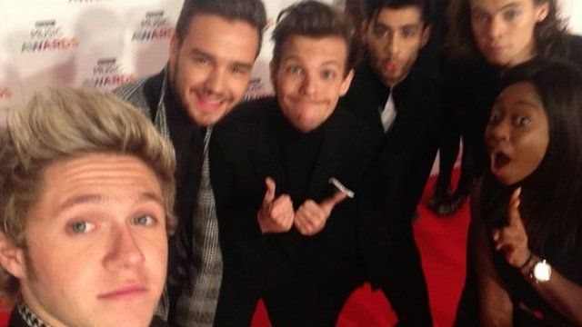 One Direction and Ayshah