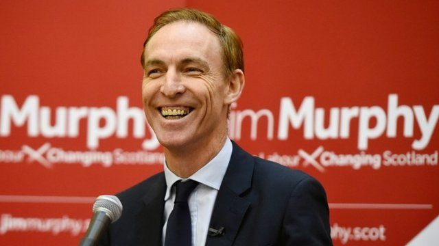 Former Scottish Secretary Jim Murphy