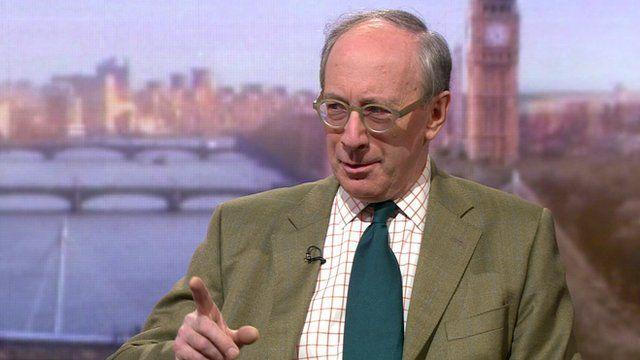 Sir Malcolm Rifkind MP