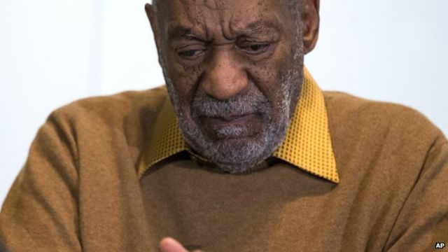 Bill Cosby speaks out against sexual assault claims