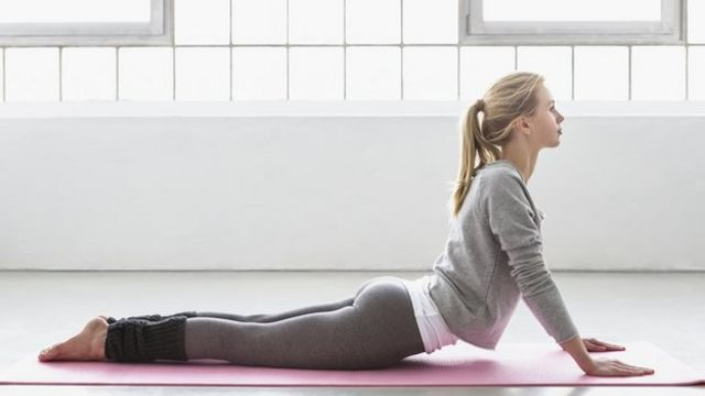 Yoga may guard against heart disease, study finds