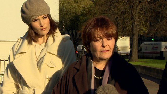 Gemma Arterton and Isla Blair