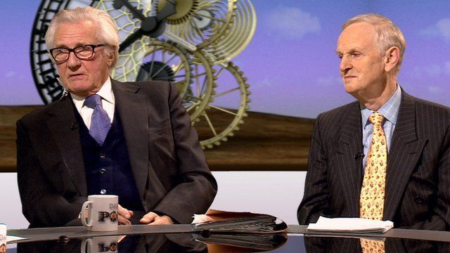Lords Heseltine and Lord Tyler