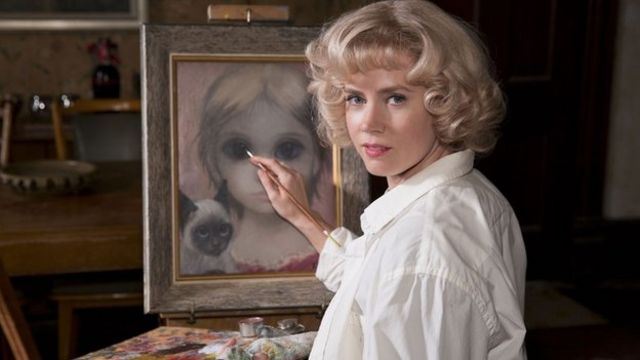 Big Eyes: Tim Burton on art fraud that shocked America