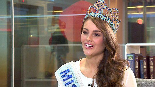 Rolene Strauss, Miss World 2014