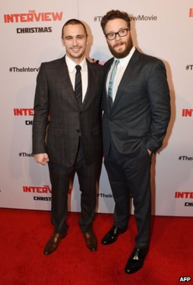 New York premiere of Sony film The Interview cancelled