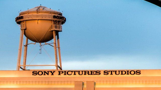 The headquarters of Sony Pictures
