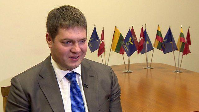 Andrius Mazuronis MP