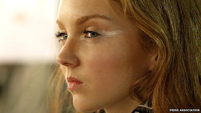 Supermodel Lily Cole