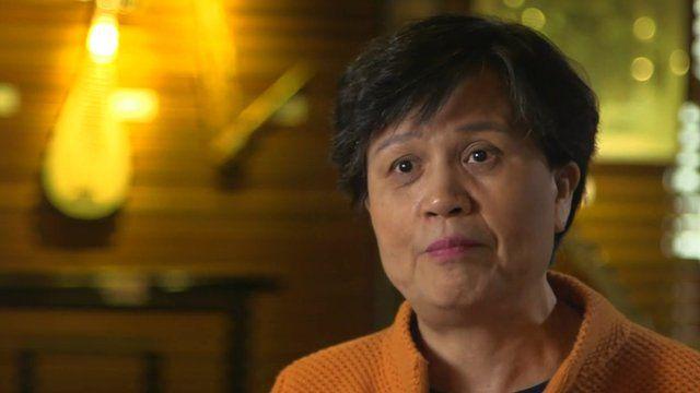Ms Xu Lin