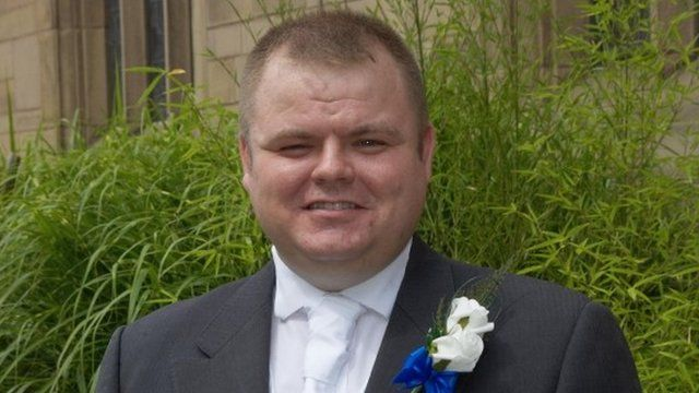 PC Neil Doyle may have been recognised as a police officer