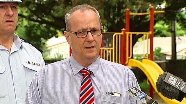 Bruno Asnicar, Detective Inspector, Cairns Police