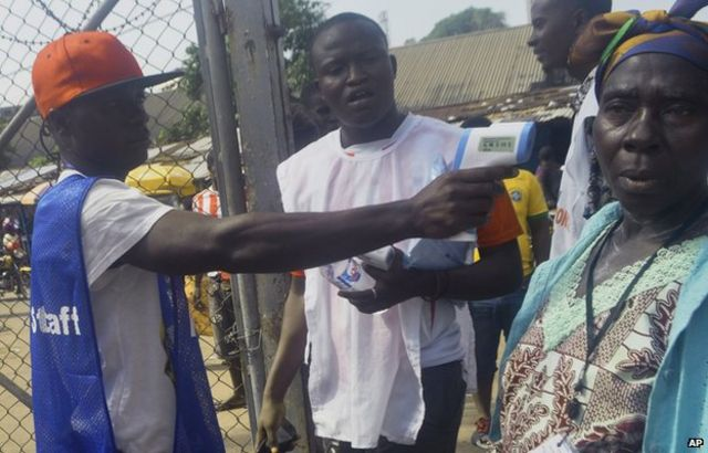Ebola crisis: Vote count under way in Liberia senate election