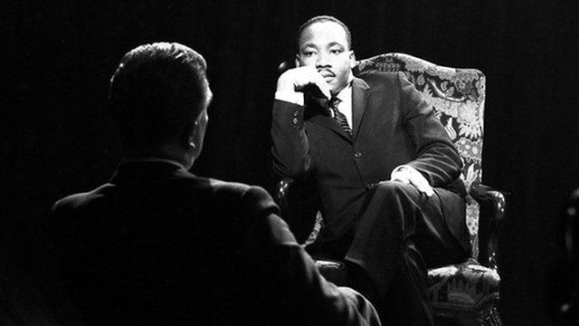 Martin Luther King on Face To Face