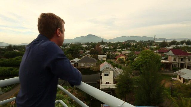 Andrew Harding in Aceh