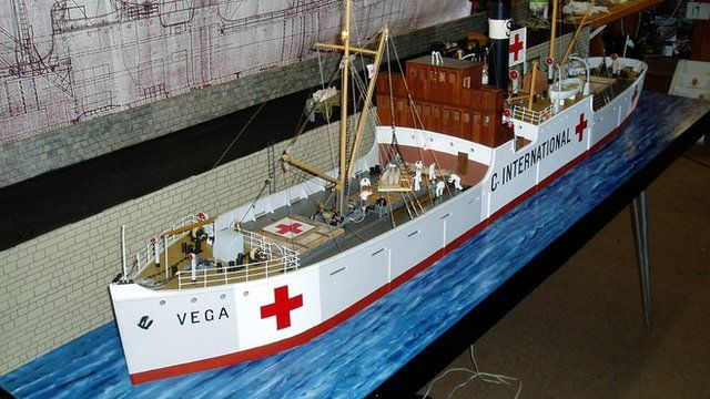 SS Vega model