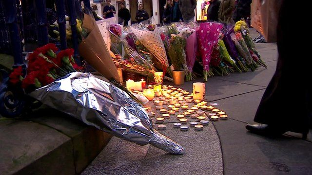 Tributes paid to the victims killed in Glasgow's bin lorry crash