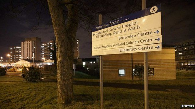 The first case of Ebola diagnosed within the UK has been confirmed in Scotland.