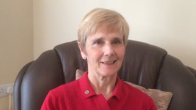 Guides leader Judith Ann Walters